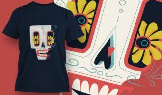 T-Shirt Design 1393 T-shirt Designs and Templates vector