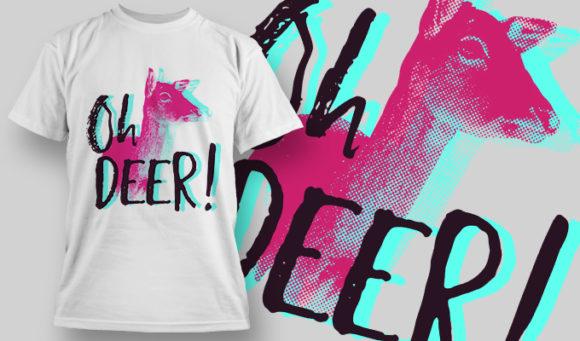 T-Shirt Design 1399 designious tshirt design 1399