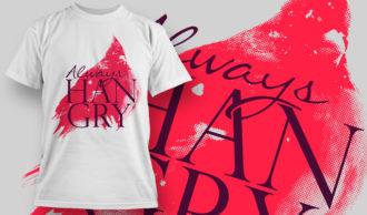 T-Shirt Design 1400 T-shirt Designs and Templates vector