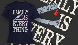 T-Shirt Design 1407 T-shirt Designs and Templates vector