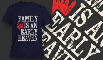 T-Shirt Design 1408 T-shirt Designs and Templates vector