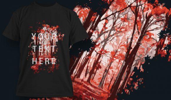 T-Shirt Design 1417 5