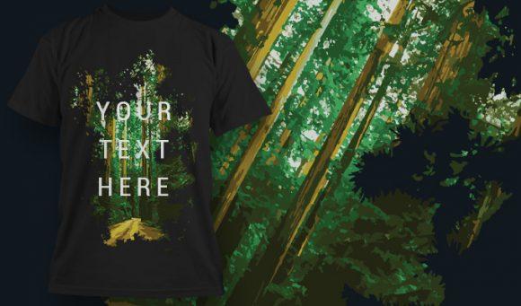 T-Shirt Design 1418 designious tshirt design 1418