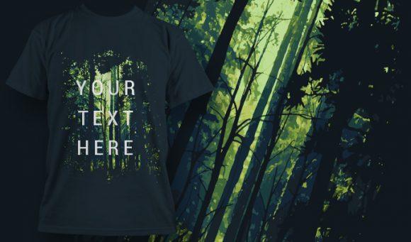 T-Shirt Design 1419 designious tshirt design 1419