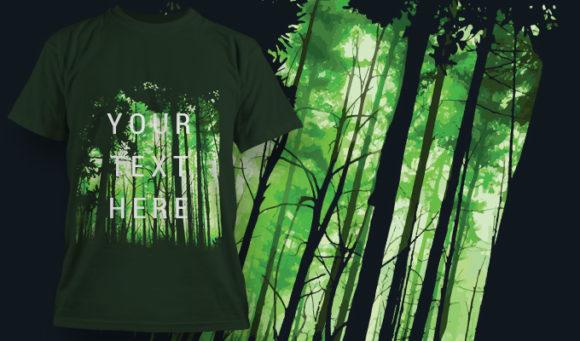 T-Shirt Design 1424 5