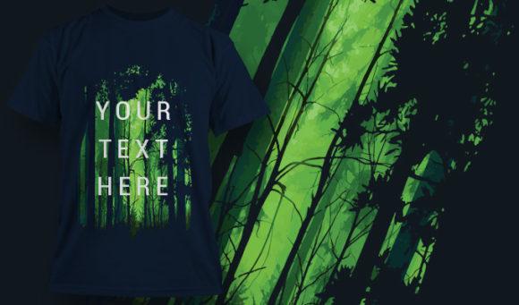 T-Shirt Design 1426 designious tshirt design 1426