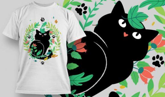 T-Shirt Design 1435 designious tshirt design 1435