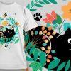T-Shirt Design 1437 designious tshirt design 1436