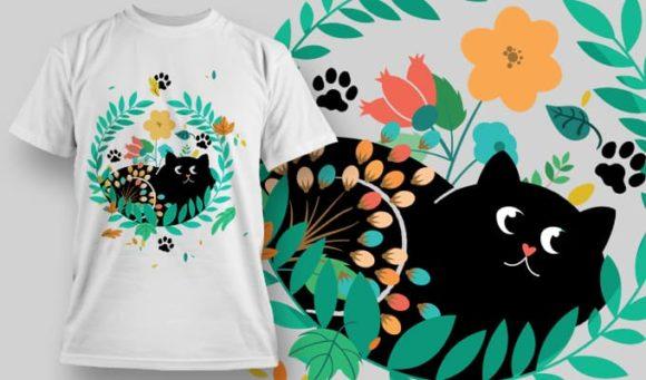 T-Shirt Design 1436 designious tshirt design 1436