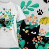 T-Shirt Design 1436 designious tshirt design 1437