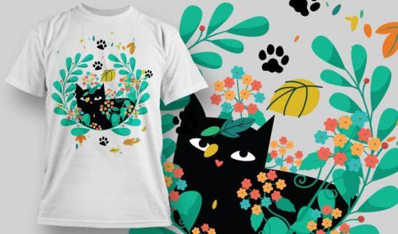 T-Shirt Design 1437 designious tshirt design 1437
