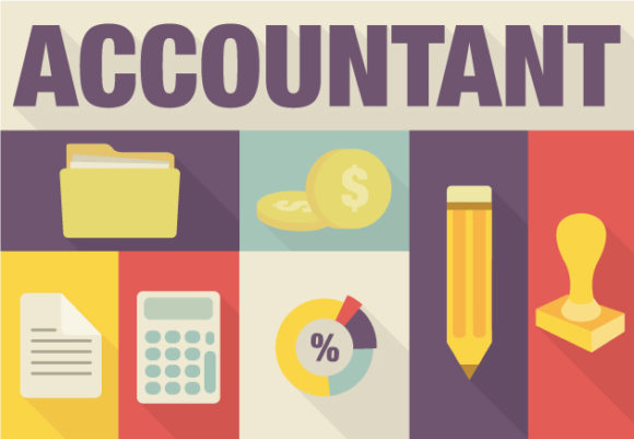 Accountant Vector 1