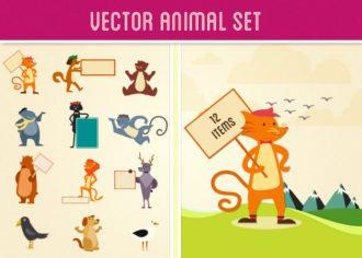 Closed Vector Set 1 Vector packs bird