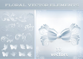 Closed Vector Set 2 Vector packs nature