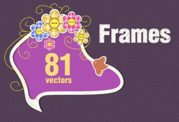 Frames Vector designtnt frames vector small