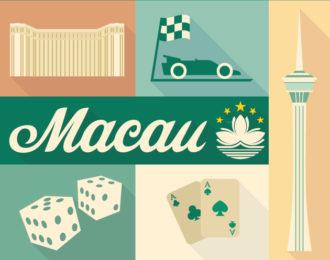 Macau Vector Vector packs dice