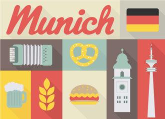 Munich Vector Vector packs accordion