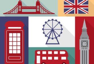 London Vector Vector packs england