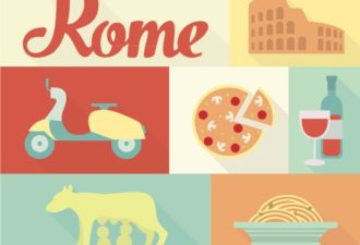 Rome Vector Vector packs statue