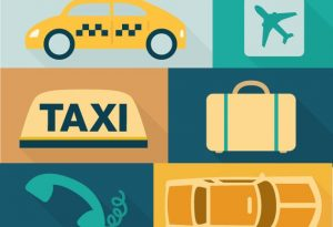 Taxi Driver Vector Set Vector packs ring
