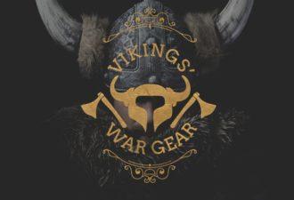 Viking War Gear Vector Set Vector packs axe