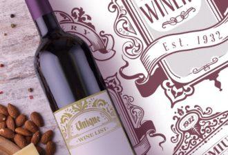 Wine Labels Vector Set 17 Vector packs vintage