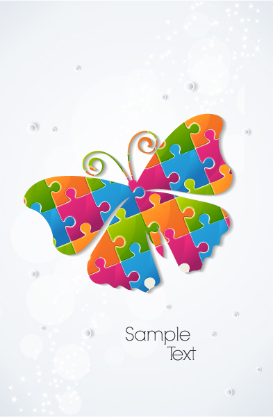Illustration Vector Graphic Colorful Butterfly Vector Illustration 2015 01 01 061