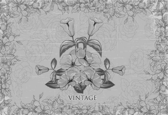 grunge vintage background vector illustration Vector Illustrations old
