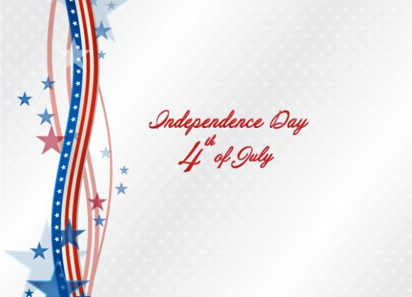 July Vector Art Vector 4th Of July Background 5
