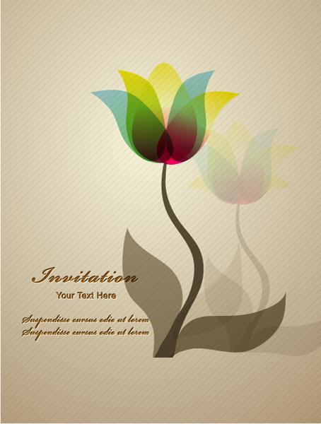 Smashing Illustration Vector Illustration: Floral Vector Illustration Background Illustration 2015 01 01 487