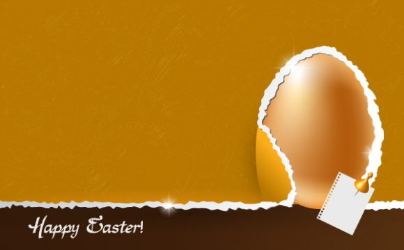 Season Vector Graphic Colorful  Easter Background Vector Illustration 2015 01 01 567