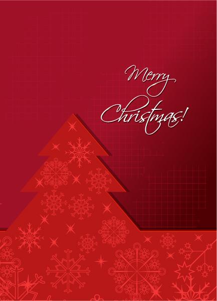 Abstract-2, Christmas, Flake Eps Vector Christmas Illustration  Christmas Tree 3