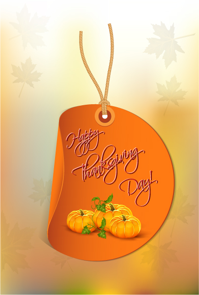 happy thanksgiving day vector 2015 02 02 258
