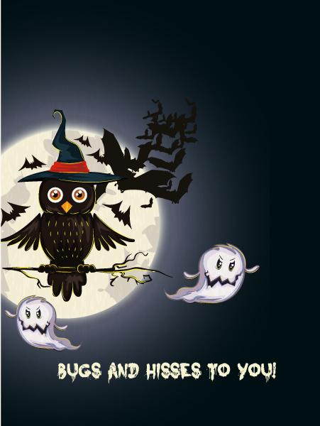 Halloween Vector Artwork Vector Halloween Background  Bats 2015 02 02 288