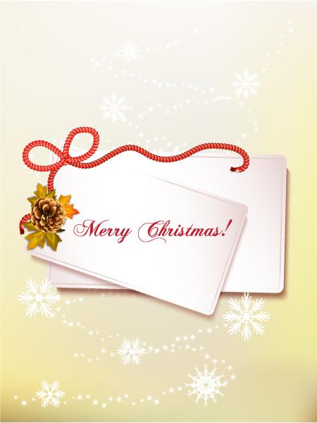Christmas illustration vector 5