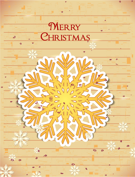 Christmas illustration vector 2015 02 02 392