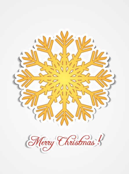 Christmas illustration vector 2015 02 02 397