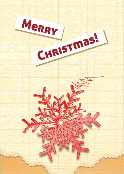 Creative Vector Graphic Christmas Illustration Vector 5