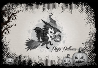 halloween background vector illustration Vector Illustrations vector