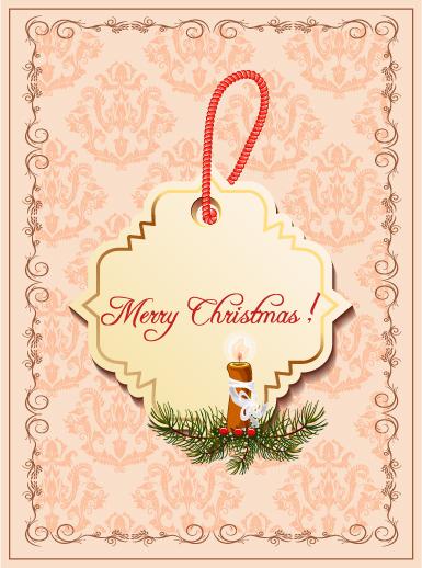 Christmas illustration vector 2015 02 02 471