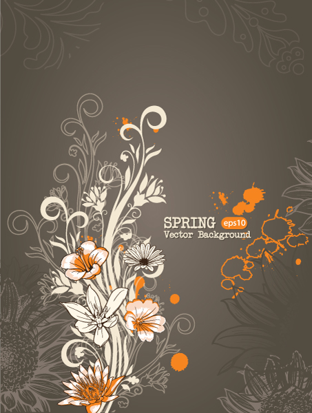 Astounding Roses Vector Image: Spring Vector Image Illustration 5