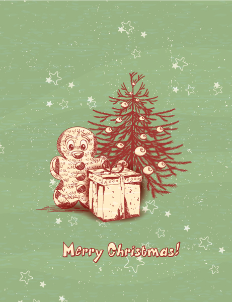 Illustration Vector Design Christmas Illustration Vector 2015 02 02 534