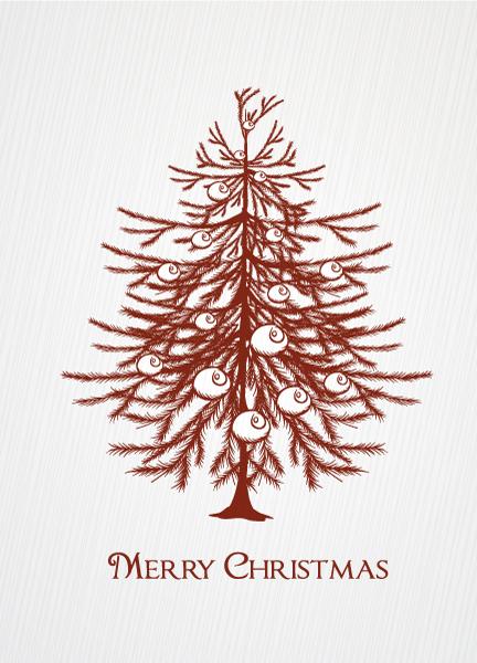 Christmas illustration vector 2015 02 02 535