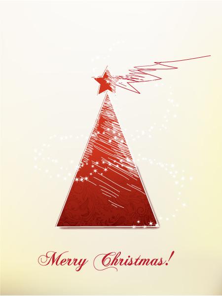 Christmas illustration vector 2015 02 02 542