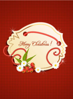 Christmas illustration vector Vector Illustrations vector