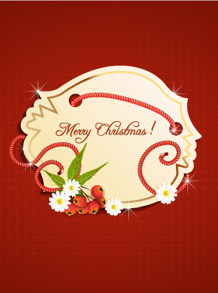Christmas illustration vector 2015 02 02 592