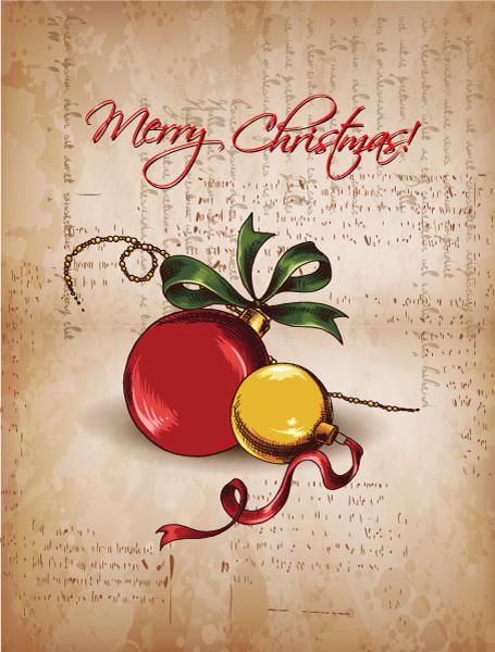Best Illustration Vector Art: Christmas Vector Art Illustration With Christmas Globe 5