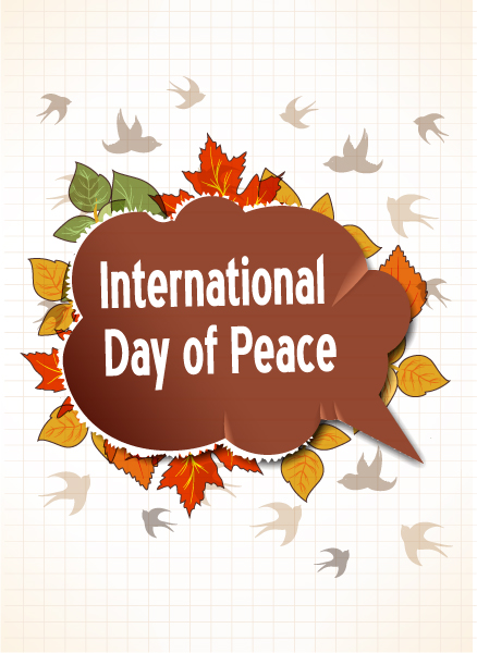 Day Vector Graphic International Day Of Peace Vector 1