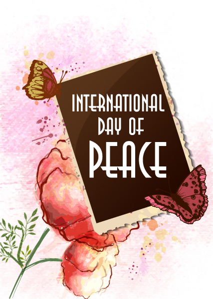 Peace Vector Art International Day Of Peace Vector 1