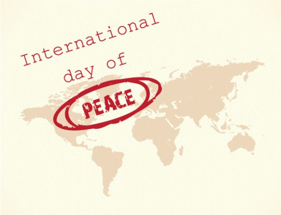 Of Eps Vector International Day Of Peace Vector 1